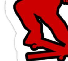 Skatetribe - K-Grind With Text Sticker