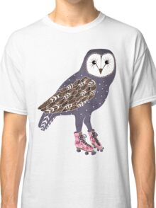 I skate OWL night long Classic T-Shirt