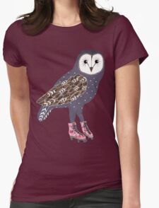 I skate OWL night long T-Shirt