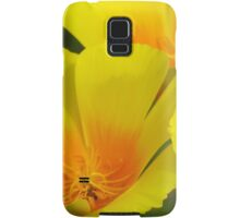 California Poppies Samsung Galaxy Case/Skin