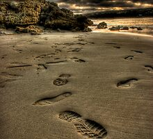 Path to nowhere... by Alistair Wilson