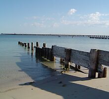 Busselton Beach by Futurama