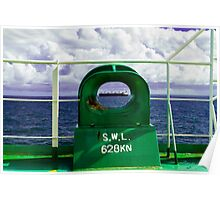 On deck Poster