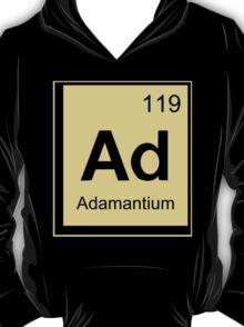 Adamantium Funny Geek Nerd T-Shirt