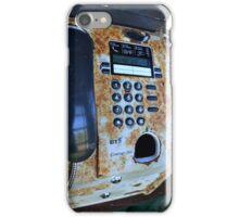 Rusty Communications........... iPhone Case/Skin