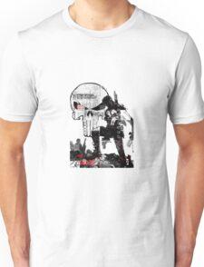 Punisher Gridwork & logo Unisex T-Shirt