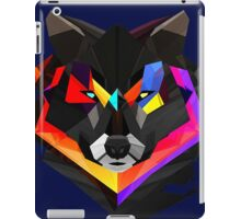 Abstract Wolf  iPad Case/Skin