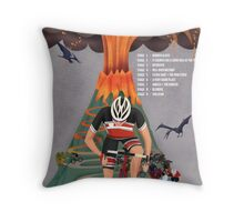 Tour of Sufferlandria 2014 Throw Pillow