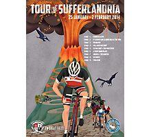 Tour of Sufferlandria 2014 Photographic Print