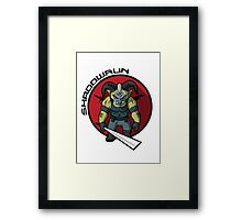 Dougal, Dougal the Troll Framed Print