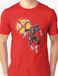 NightCrawler Gridwork design & logo T-Shirt
