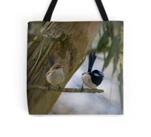 Happy couple imp Tote Bag