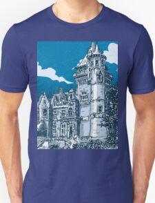 Old Castle in Belgium T-Shirt