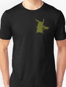 Pikachu Typography T-Shirt
