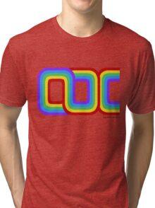 abc (big version) Tri-blend T-Shirt