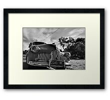 The old FJ Framed Print