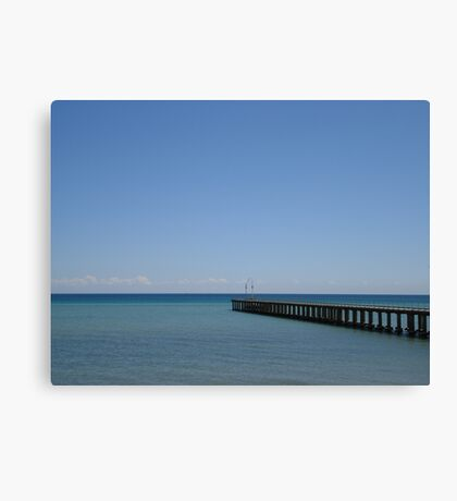 Tranquil & Calm Canvas Print