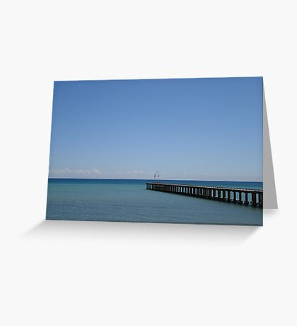 Tranquil & Calm Greeting Card