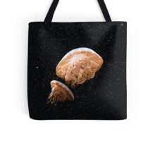 The Space Adventures of Starship Toothgroper in the 76th Galaxy - Part Two Tote Bag