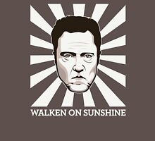 Walken on Sunshine - Christopher Walken (Dark Shirt Version) Unisex T-Shirt