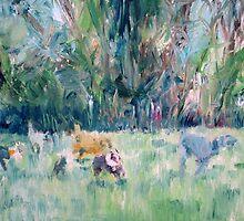 RUNNING DOGS by lautir