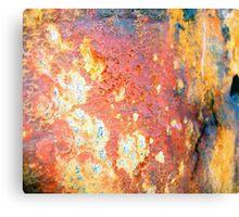 Rusty Hull Canvas Print