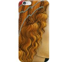 Benjamin West, English (born America) - Benjamin Franklin Drawing Electricity from the Sky iPhone Case/Skin