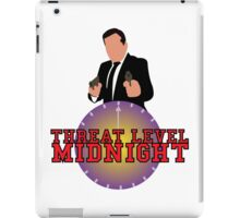 Threat Level Midnight iPad Case/Skin