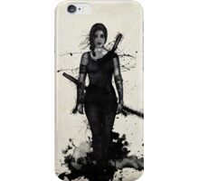 Onna Bugeisha iPhone Case/Skin
