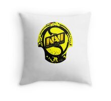 Natus Vincere (NA'VI) Throw Pillow