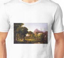 Thomas Cole – Denver Art Museum 1954.71. Dream of Arcadia (c. 1838) Unisex T-Shirt