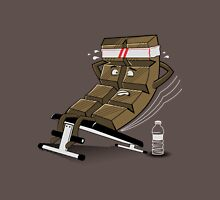 CHOCO ABDOMINAL Unisex T-Shirt