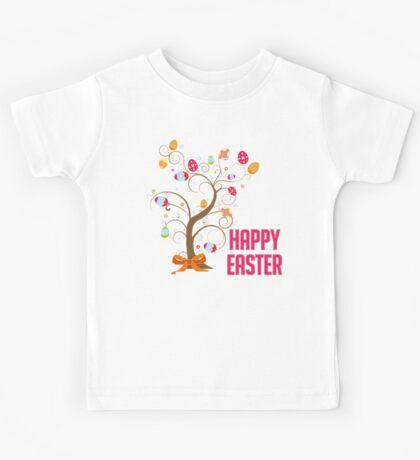 Happy Easter Kids Tee