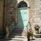 Jerusalem Door by Marmadas