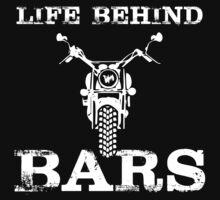 Life Behind Bars T-shirt by musthavetshirts