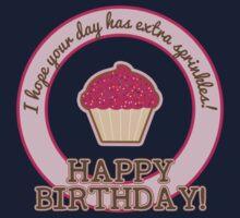 Happy Birthday Kids Tee