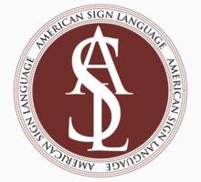 ASL Logo Emblem by Zehda