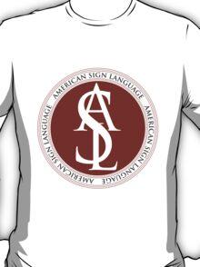 ASL Logo Emblem T-Shirt