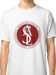 ASL Logo Emblem Classic T-Shirt