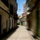 Philips' Alley by grimbomid