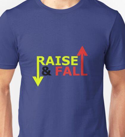 Raise & Fall Unisex T-Shirt
