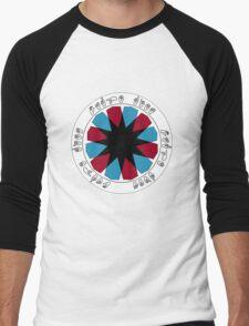 ASL Carpe Diem Slogan Men's Baseball ¾ T-Shirt