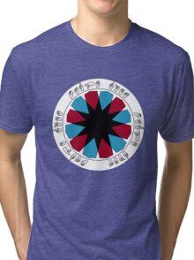 ASL Carpe Diem Slogan Tri-blend T-Shirt