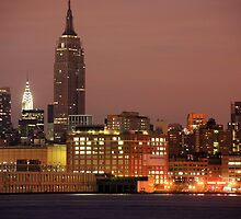 The Empire State Building  Manhattan~ by pmarella
