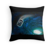 Another time, another place Throw Pillow