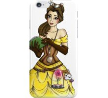 Steampunk Belle - Beauty and the Beast iPhone Case/Skin