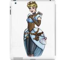 Steampunk Cinderella  iPad Case/Skin