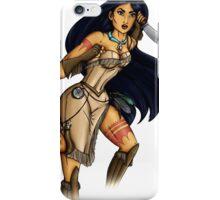 Steampunk Pocahontas iPhone Case/Skin