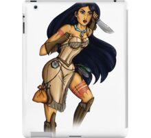 Steampunk Pocahontas iPad Case/Skin