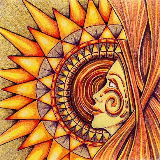 Sun Machine by Deborah Holman